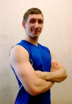 Овчаренков Андрей